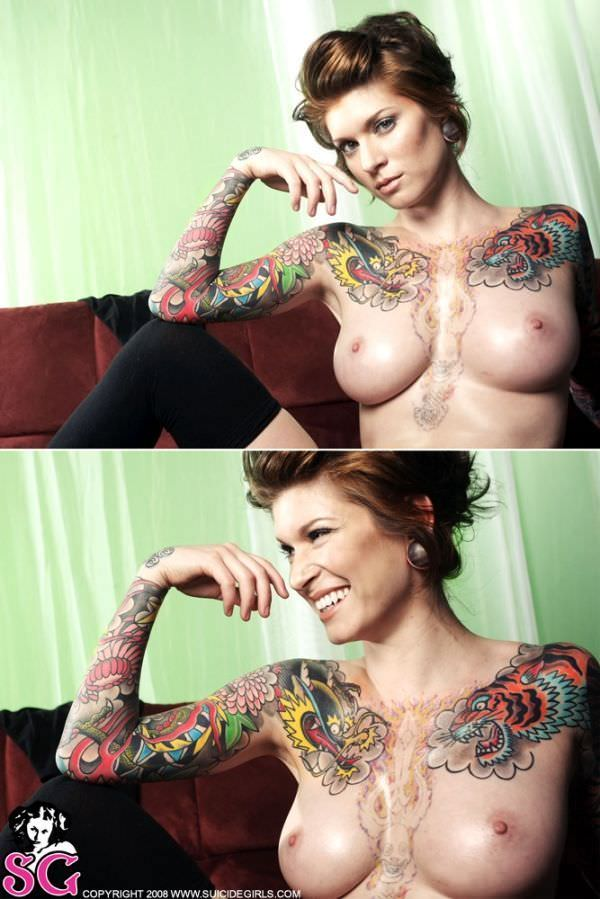 Suicide Girls №2 (21 фото)