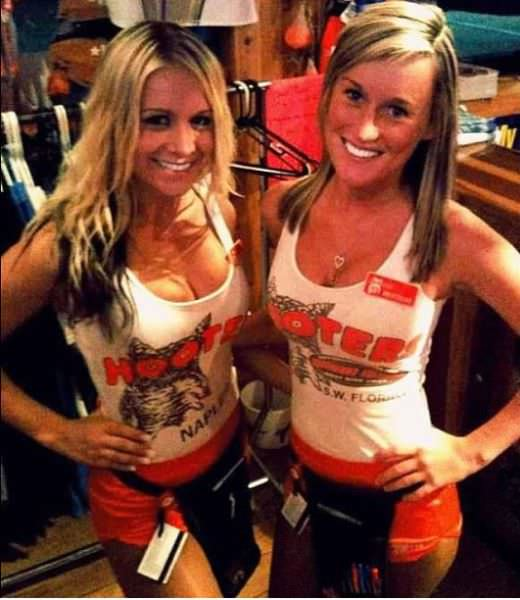 "������� �� ��������� ""Hooters"" (31 ����)"