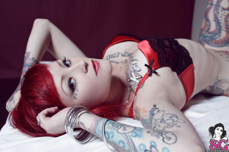 Suicide Girls №3 (139 фото)
