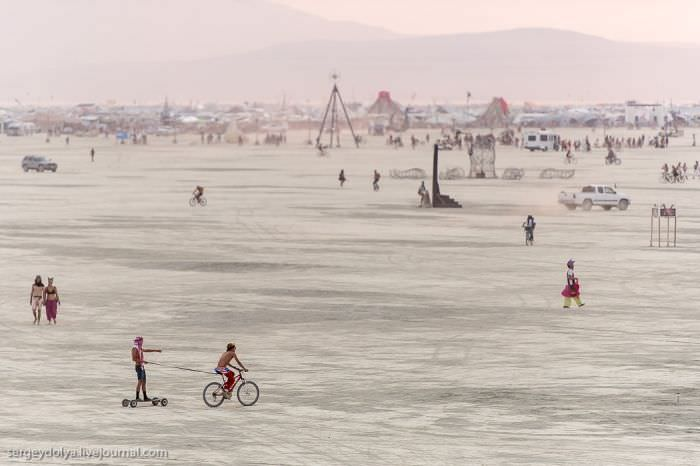 "��������� ��������� �� ��������� ""Burning Man 2013"""
