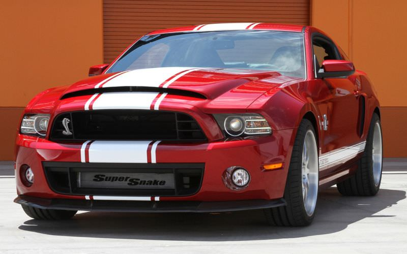 Ford Shelby GT500 Super Snake (20 фото)