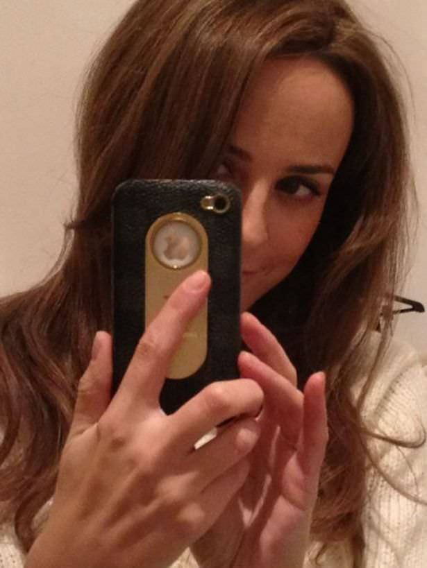 ���������� ����������� � ������ Polly Parsons (25 ����)