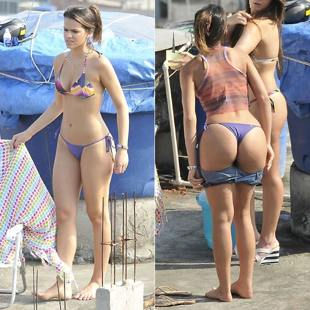 Бразильянка Bruna Marquezine (20 фото)